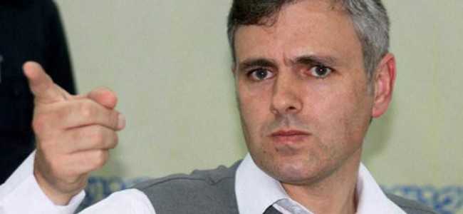 Use of force during Muharram procession in Srinagar against all norms: Omar Abdullah