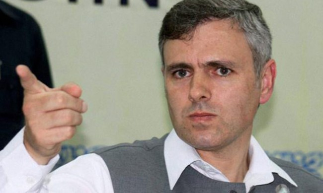 Omar Abdullah asks why not debate over BJP leaders accusation on army