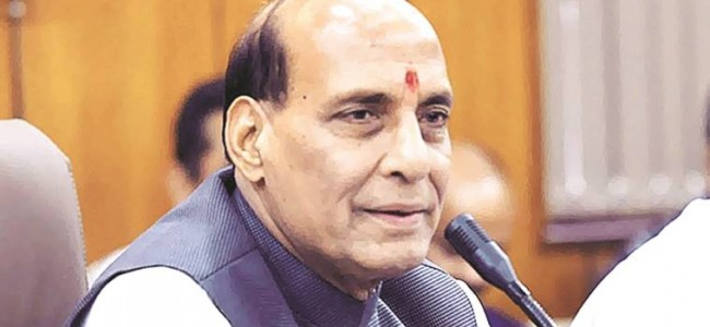 NIA has dealt blow to flow of funds from 'neighbouring country', says Rajnath