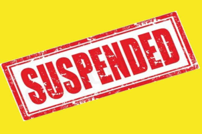 30 officials suspended for remaining absent in Anantnag