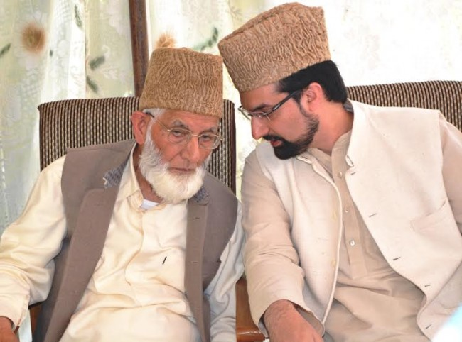 JRL to hold public Jalsa in Islamabad (Anantnagh) on 15th December 2017…