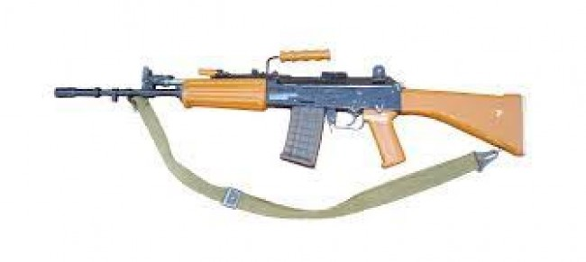 rifle snatching incident reported in Srinagar