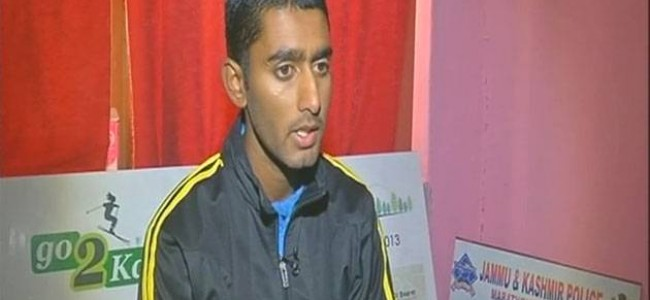 Jammu and Kashmir: 22-year-old Srinagar resident completes ultra-marathon in single day