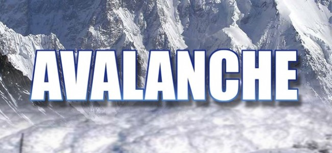 Divisional admin issues avalanche warning in Kashmir districts