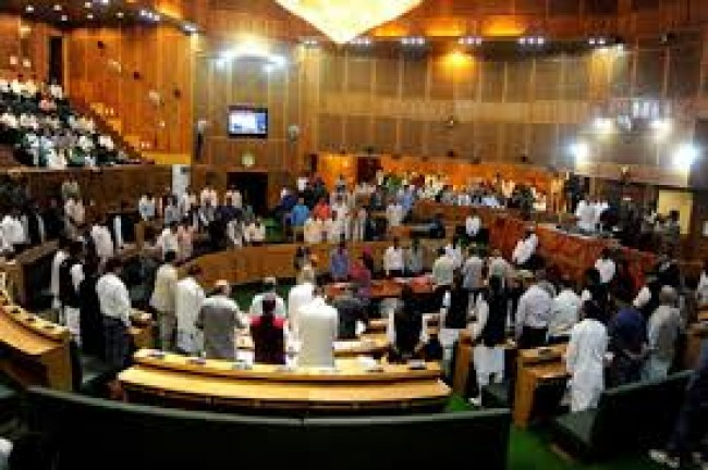 Noisy scenes over power crisis, opposition stage walkout