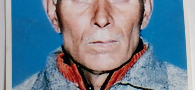 Police seeks help of general public to trace missing man of Zadibal