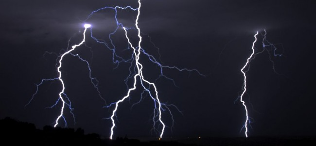 Youth Killed, 2 others fell unconscious due to lightening in Anantnag