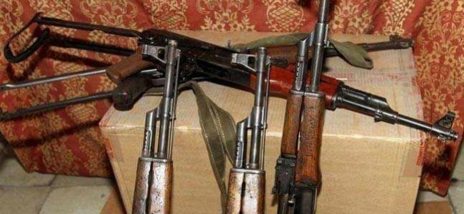 Militants loot four rifles from policemen guarding ex-Congress leader in Shopian