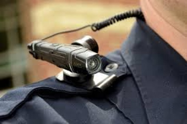 Cops to become Rambos , will have cameras in uniform
