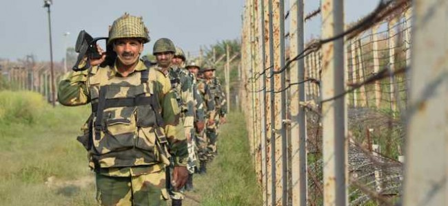 Construction of over 7,700 bunkers completed along LoC, International border in Jammu division