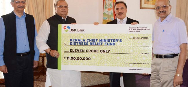 Not everything I was told about Jammu and Kashmir bank is true, says Governor Malik