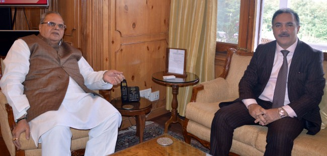Increase employment opportunities, Banking outreach for credit penetration in far flung areas: Governor to JK Bank