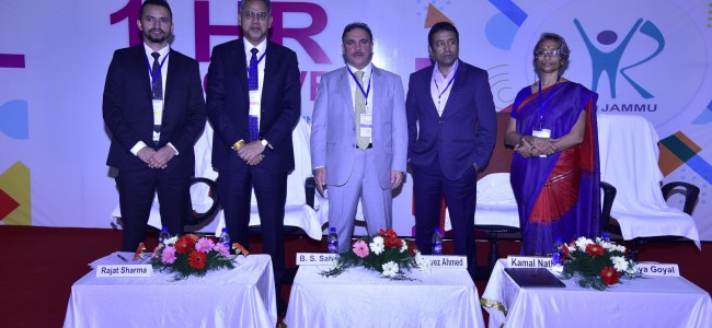 JK Bank Chairman inaugurates 1st HR Conclave at IIM, Jammu