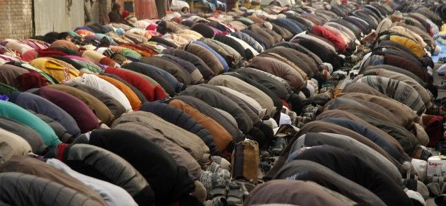 400-yr-old tradition 'Khoja-e-Digar' prayers today, traffic police issues advisory