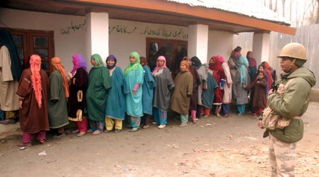 Jammu and Kashmir: Voting for sixth phase of Panchayat polls begins