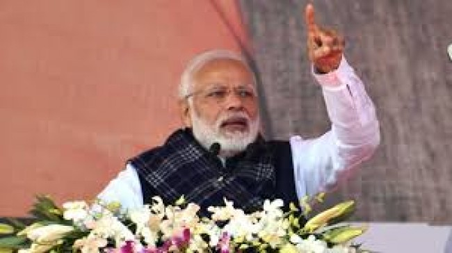 BJP victim of political violence in Kashmir, Bengal: Modi