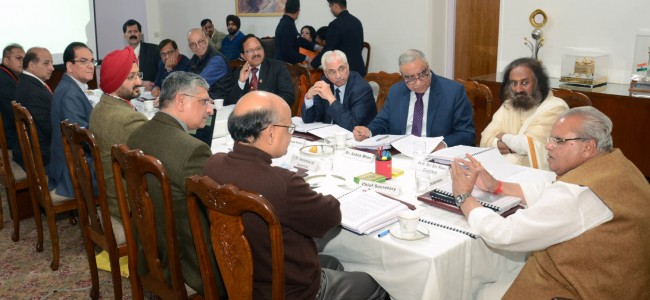 South Kashmir Attack: Governor Expresses Grief Over Loss Of CRPF Men