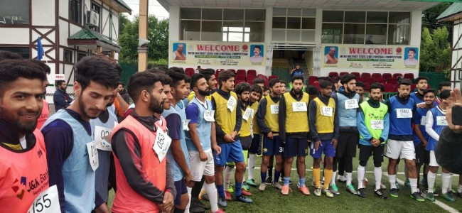 Sannan Iqbal: 20-year-old Goalkeeper selected for Real Kashmir FC