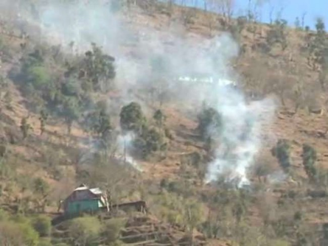 Three jawans injured in suspicious blast near LoC in Jammu and Kashmir