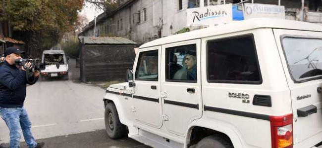 Four injured in Leopard attack in Pulwama  Locals protest against non-availability of ambulance at PHC Rohmoo