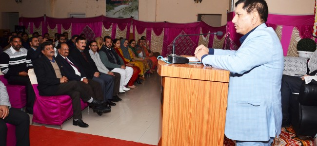 PIB Srinagar holds virtual IMPCC meeting