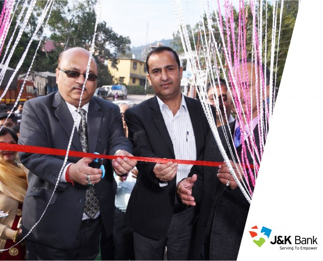 Billawar Kathua gets J&K Bank ATM