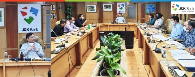 J&K Bank CMD interacts with High Density Apple Entrepreneurs Will continue to support entrepreneurs: J&K Bank CMD