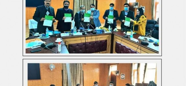 J&K Bank holds DLRC meeting in Baramulla